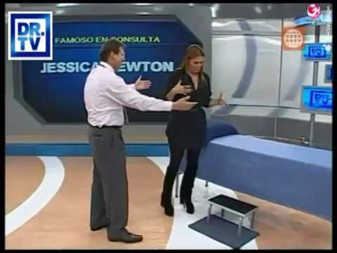 DR TV PERU 21-08-2012 -- 2 En Consulta -- La Vesícula (Jessica Newton)