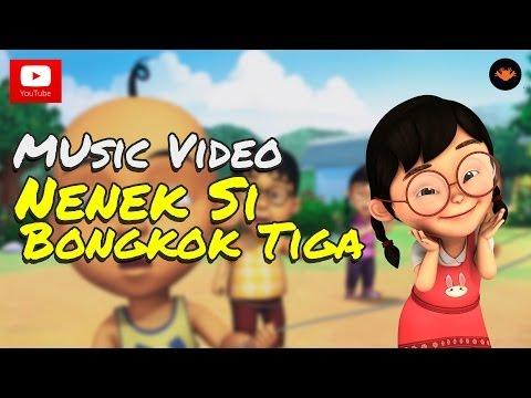 Upin & Ipin - Lagu Nenek Si Bongkok Tiga
