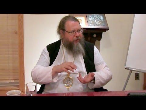 07.09.14. Part V: Mysteries, by Metropolitan Jonah (Paffhausen)