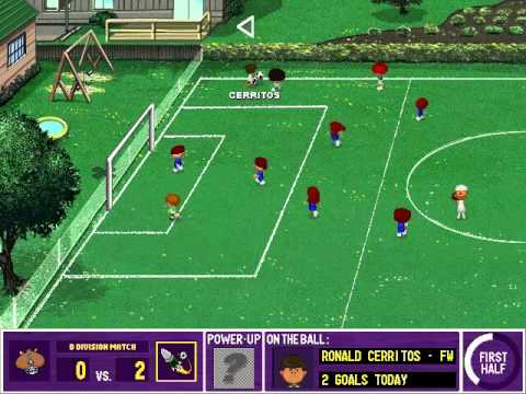 let 39 s play backyard soccer first game 1 youtube