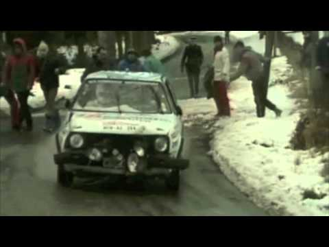WRC Rally Monte Carlo 1986 Group B (deel 3)