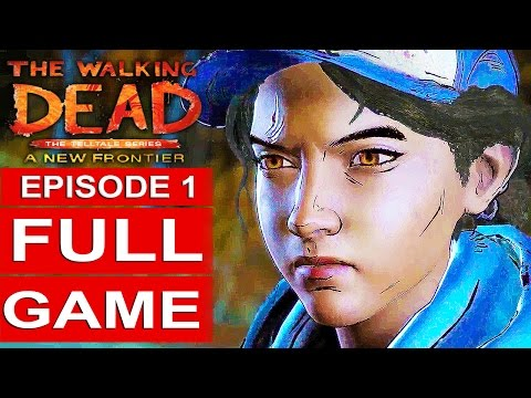 THE WALKING DEAD Season 3 EPISODE 1 Gameplay Walkthrough Part 1 A NEW FRONTIER FULL GAME [1080p HD]