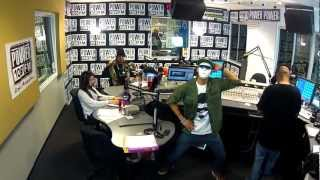 French Montana Does Harlem Shake with Power 106
