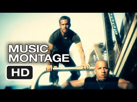 Fast & Furious 6 Music Montage - We Own The Night (2013) - Vin Diesel Movie HD
