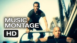 Fast & Furious 6 Music Montage We Own The Night (2013