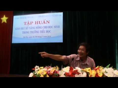 [Tâm Việt] ông Lê Đình Bình  - Vũng tàu cảm nhận sau khóa tập huấn