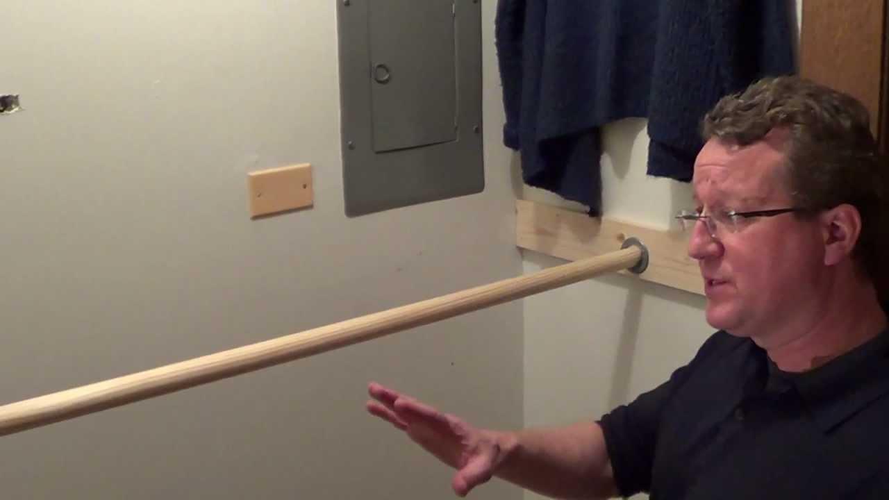 Double Your Closet Space Double Closet Rod Youtube
