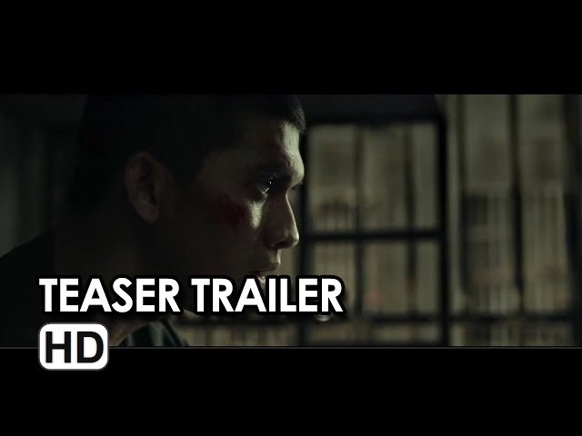 The Raid 2 Teaser Trailer (2014) HD