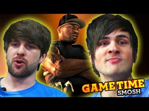 GANGSTA LIKE 50 CENT (Gametime with Smosh)