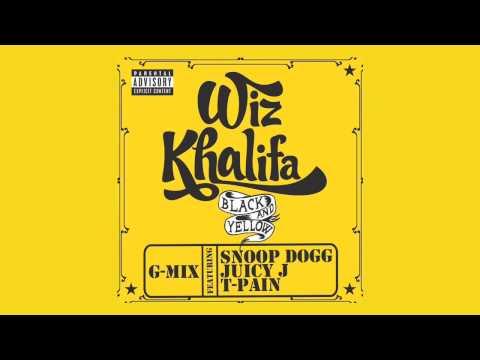 Wiz Khalifa - Black And Yellow Ft. Snoop Dogg, Juicy J, & T-Pain [G-MIX]