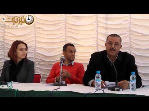 بنواري في افتتاح مكتبه التواصلي