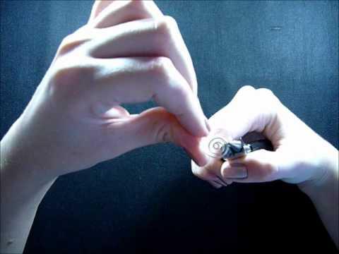 Drótékszerek - Laza csiga