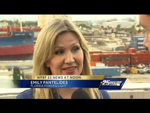 FPL smokestacks demolished at Port Everglades to make way for new facility