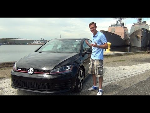 Review: 2015 Volkswagen GTI (DSG and Manual)