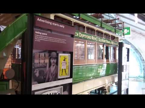 London Transport Museum - Covent Garden