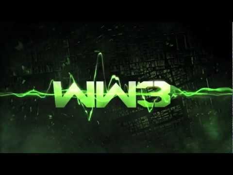 Call of Duty Modern Warfare 3 - MW3 Opening Title Reveal  WW3 (HD)