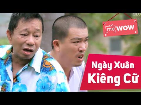 Hài Bảo Chung Cười 2015 - Ngày Xuân Kiêng Cữ - Bảo Chung ft Nhật Cường ft Ngọc Hoa - meWOW