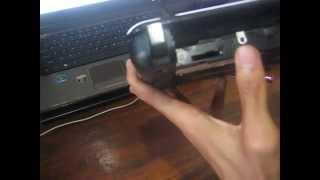 Cara Membongkar Laptop HP Mini 110