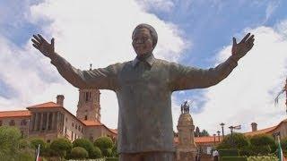 Mandela: World's biggest statue unveiled [VIDEO]