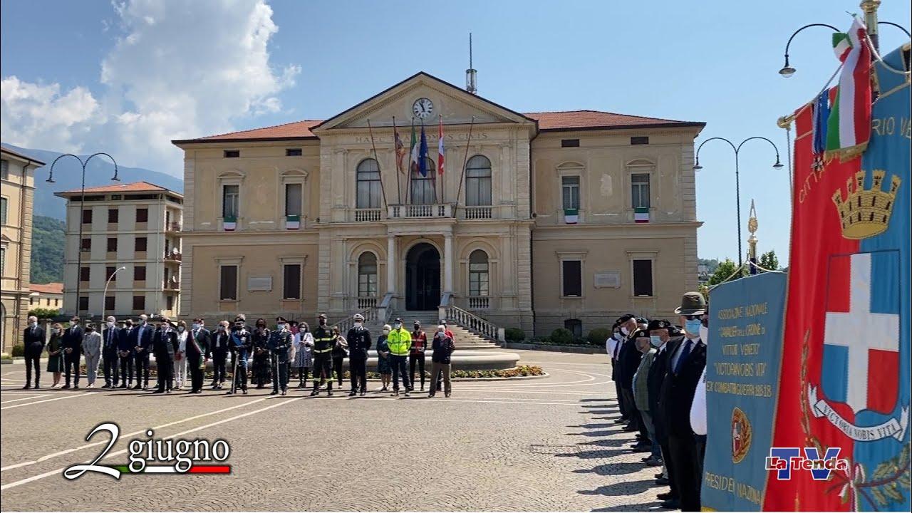 2 giugno 2020 - Festa della Repubblica - Vittorio Veneto