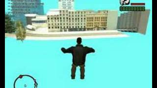 GTA San Andreas ¡¡¡Liberty City Ciudad Oculta