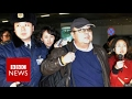 BBC-North Korean leader Kim Jong-un's half-brother death; ..