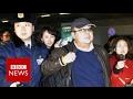 BBC-North Korean leader Kim Jong-un's half-brother death; ..