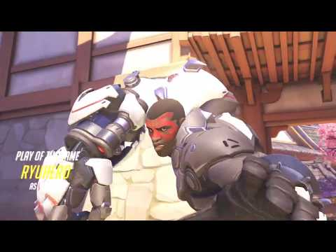 Overwatch Gameplay 87
