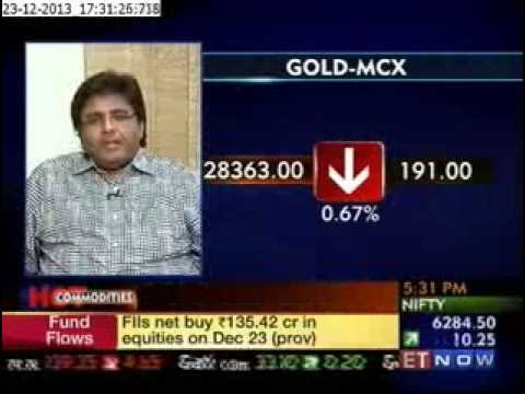 2013-2014 Gold view by Prithviraj Kothari - ET now