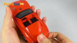 NGXQ Ferrari 599 Model Car 2.8 Inch Touch Screen Mobile Phone