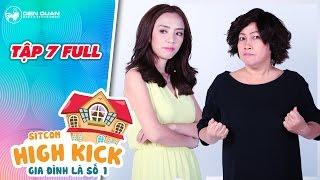 Gia đình là số 1 sitcom   tập 7 full: Phi Phụng bật khóc vì tự ti trước Thu Trang