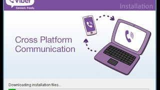 How To Install Viber On PC