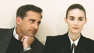 Actors on Actors: Steve Carell and Rooney Mara – Full Video
