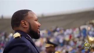"Southern University Human Jukebox 2017 ""Holy Grail"" by Jay Z   Boombox Classic 17"