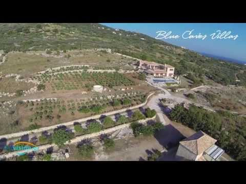Blue Caves Villas | Volimes Zakynthos Zante Island Greece