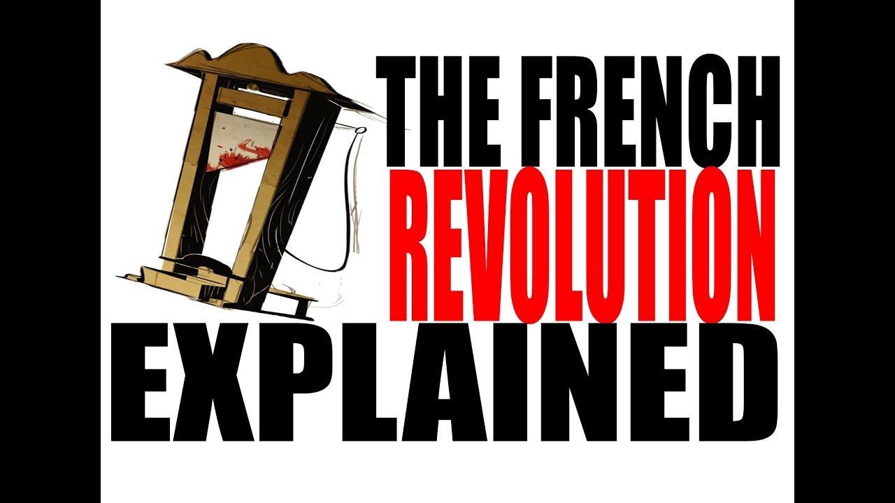 LES GRANDES DATES DE LA RÉVOLUTION FRANÇAISE