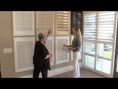 Golden West Shutters Factory and Showroom Tour