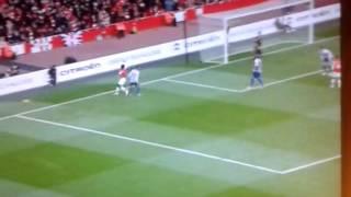 QPR v Arsenal 04/05/2013