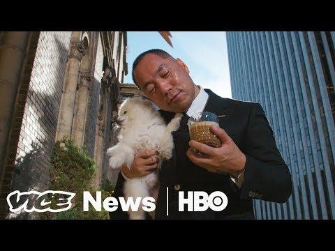 视频:郭文贵全程秀英文 美国HBO电视有关爆料新闻