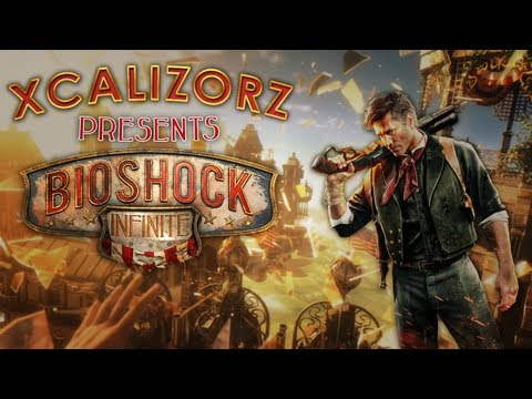 Shock Jockey: The Comcast of Columbia - Bioshock Infinite Playthrough pt.9