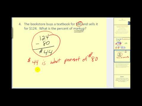 Solving Percent Problems Using The Percent Equation