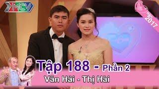 Xúc động với anh chồng nhất quyết cưới dù biết vợ bị bệnh...khó có con | Văn Hải - Thị Hài | VCS 188