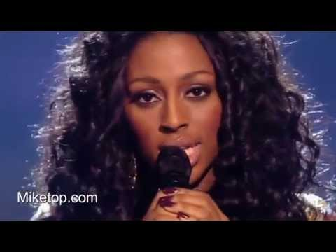 Sam Alves - Performance - Alexandra Burke  - Hallelujah