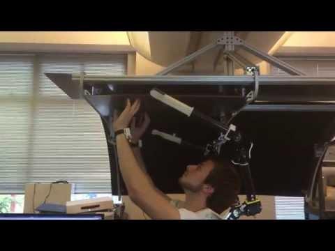 MIT Robot on the Shoulder Demo