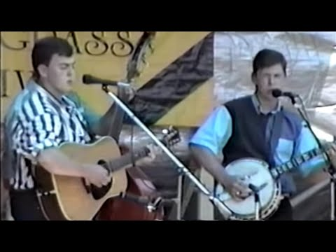 Gibson Brothers 1000 Islands Bluegrass Festival  1993