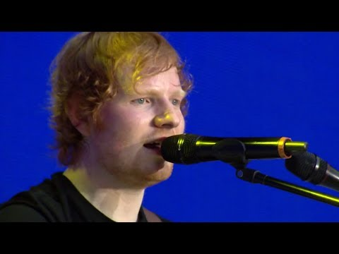Ed Sheeran - Sing (Summertime Ball 2014)