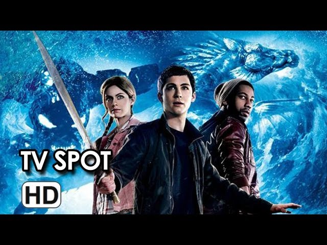 Percy Jackson: Sea of Monsters TV SPOT #2 (2013) - Logan Lerman Movie HD