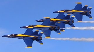 2017 Blue Angels NAF El Centro Air Show