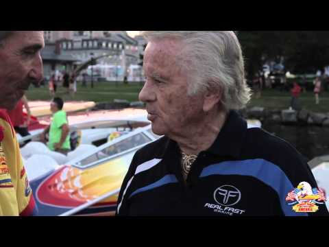 Poker Runs America - 2013 1000 Islands Poker Run - Exclusive Interview with Reggie Fountain