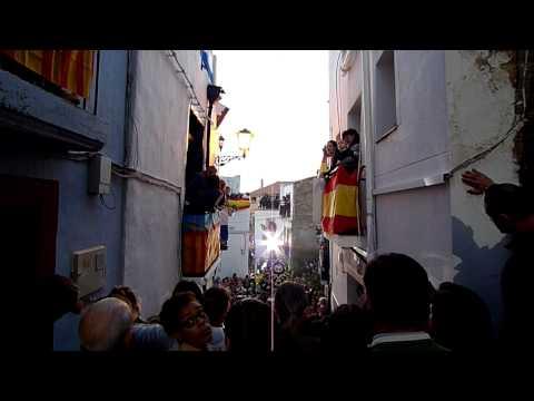 ALICANTE SEMANA SANTA 2010 - miércoles santo - barrio santa cruz